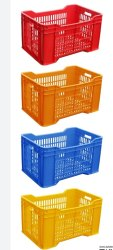 Crates -  Vegetables And Fruits Basket