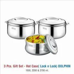 Dolphin Hot Case 3 Pcs Set