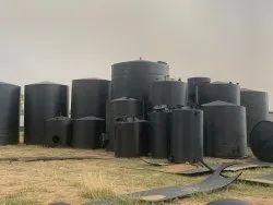 HDPE Fabricated Tanks