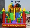 Two Line Inflatables Bouncy