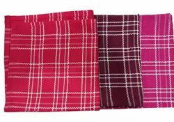 Dobby 18x18inch Cotton Kitchen Napkin, For Wiping And Cleaning