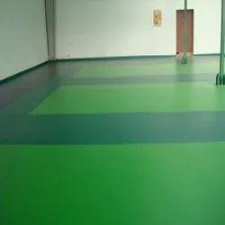 Corporate Building Pu Flooring System