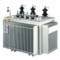 500kVA Oil Cooled Hermetically Sealed Transformer