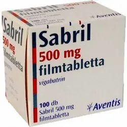 Sabril (Vigabatrin 500mg)