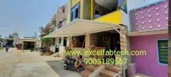 Outdoor Tensile Membrane Fabric Structure