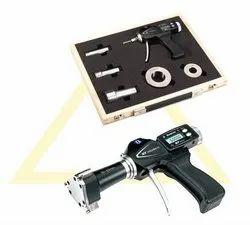 Baker Bowers Digital Pistol Type Three Points Internal Micrometer