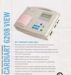 ECG Machine Cardiart 6208 View