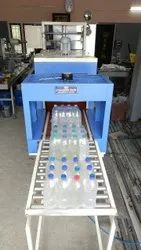 Pet Bottle Wrapping Machine (Sleeve Wrapping)