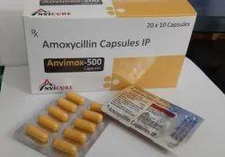 Amoxicillin Capsules IP