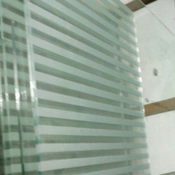 Transparent Interior Design Glass, Thickness: 4mm And 5mm, Size: 1830x2440