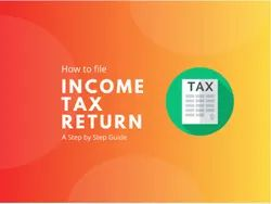 Online Income Tax Return Filing Service in Pan India, Individual