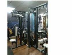 Four Station Gym, Model Name/Number: Bps- 7044
