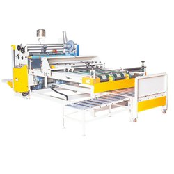 SCG-C7 Semi Auto Folder Gluer Machine