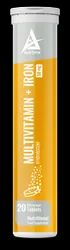 Multivitamin + Iron 50 Effervescent Tablets