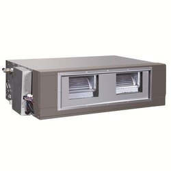 3 Star Stainless Steel Cooled Ducted Flexible Air Conditioner, Capacity: 8 Ton