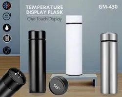 Temperature Display Flask