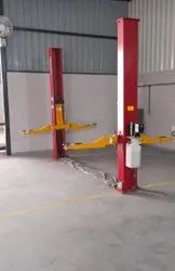Hydraulic Washing Lift