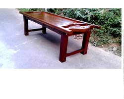 Wooden Massage Table (Low Cost) Massage Droni