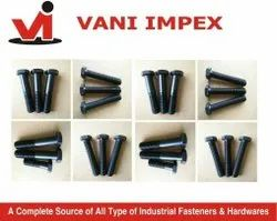 MM Or BSW High Tensile Bolts, For Industrial, Packaging Type: Boxes