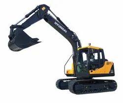 4770 Mm 12100 Kg Hyundai 130 SMART Construction Excavator
