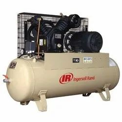 2475 Ingersoll Rand Air Cooled Air Compressor