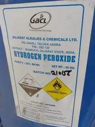 50 % Hydrogen Peroxide