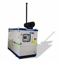 Kirloskar 5 kVA Silent Generator