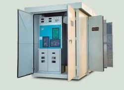 1MVA 3-Phase Oil Cooled Compact Substation (CSS)