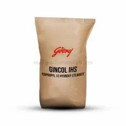 Godrej Isopropyl 12 Hydroxy Stearate (gincol Ihs)