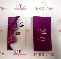 Beauty Parlour Business Card