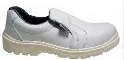 Vaultex Officer Choice White Safety Shoes