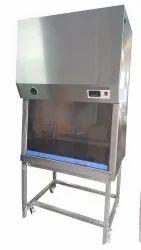 Biosafe Cabinet, Stainless Steel, Class II, B-2