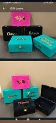 Gift MDF Jwellary Box, For Ring Packaging