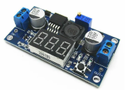 LM2596 2A Buck Step-Down Power Converter Module LED Voltmeter