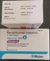 Abevmy 100mg /4ml Bevacizumab Injection