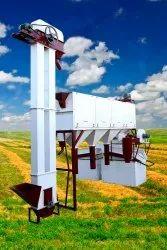 6 HP Wheat Cleaning Machine