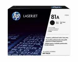 81A HP Laserjet Toner Cartridge