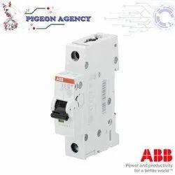 ABB - SB201M -C 2A - 4A / 1Pole - MCB