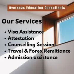 Foreign Education Consultancy Services