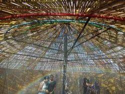 GI Shower Nozzel Rain Dance Fountain