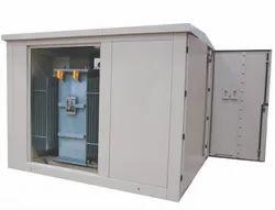 100kVA 3-Phase ONAN Compact Substation
