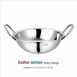 Stainless Steel Kadhai