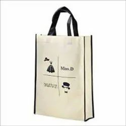 Handle Type: Loop Handle Printed Non Woven Bags, For Shopping