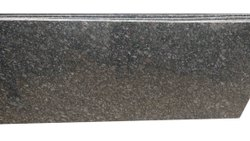 Majestic Black Granite Slab, Thickness: 17 mm