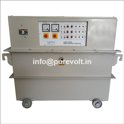 60 Kva Servo Voltage Stabilizer