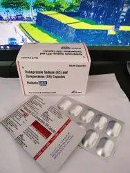 Rabeprazole Sodium EC And Domperidone SR Capsules