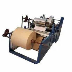 Paper Roll Lamination Combo Machine