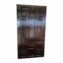 Mild Steel Brown Security Door, Size: 7 X 3 Feet, Thickness: 32mm
