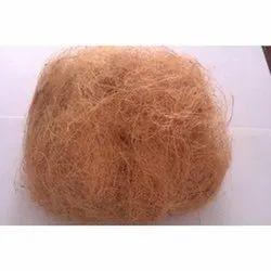 Golden Brown Coconut Fibre, Packaging Type: Bundle, Grade: Recycled