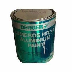 Aluminium Hr Aluminum Paint, Roller, Metal